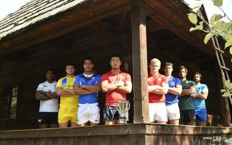 Astăzi începe World Rugby U20 Trophy, la București