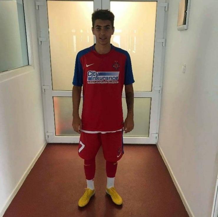 Liga 4 | CSM Satu Mare a mai transferat un jucător de la FCSB