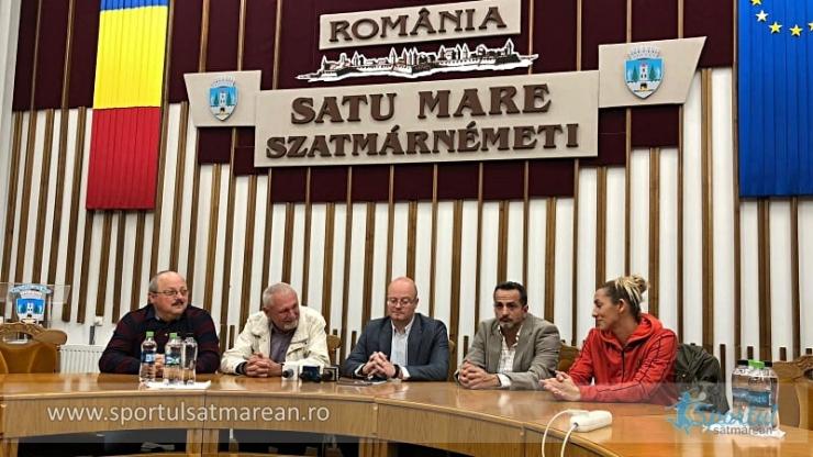 Baschetbalistele de la CSM Satu Mare, pregătite pentru finala cu Sepsi