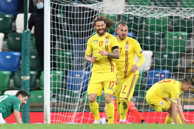 Eric Bicfalvi: Mă bucur pentru gol, însă era şi mai frumos dacă am fi câştigat