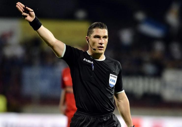 Istvan Kovacs debutează în grupele Champions League
