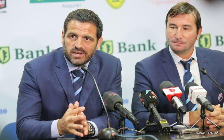 Naționala de rugby a României are un nou antrenor