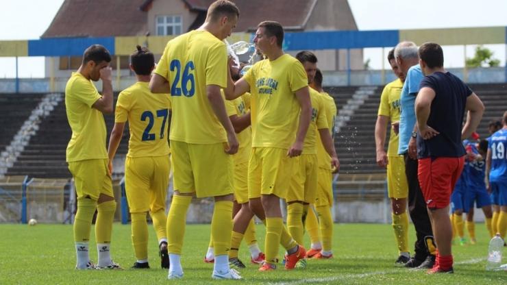 AJF Satu Mare | CSM Satu Mare va evolua în Liga 4