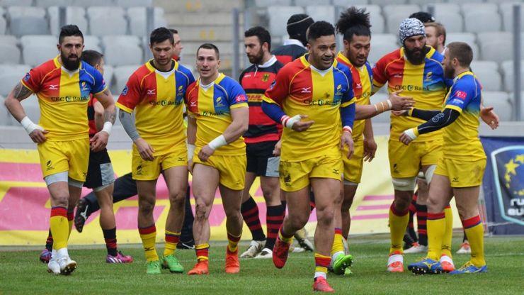 Rugby | Debut perfect pentru România în Rugby Europe Championship