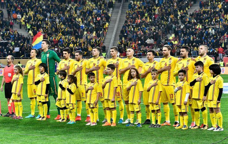 Echipa națională | România se menține pe locul 32 în clasamentul FIFA