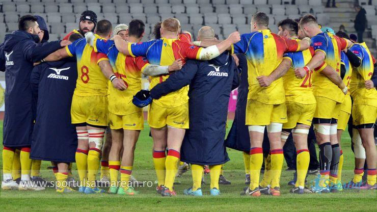 Rugby | Lotul României pentru meciul cu Belgia, din Rugby Europe Championship