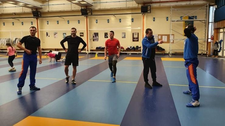 Sătmărenii Amalia Tătăran, Greta Vereș și Adrian Szilagyi se pregătesc în Ungaria
