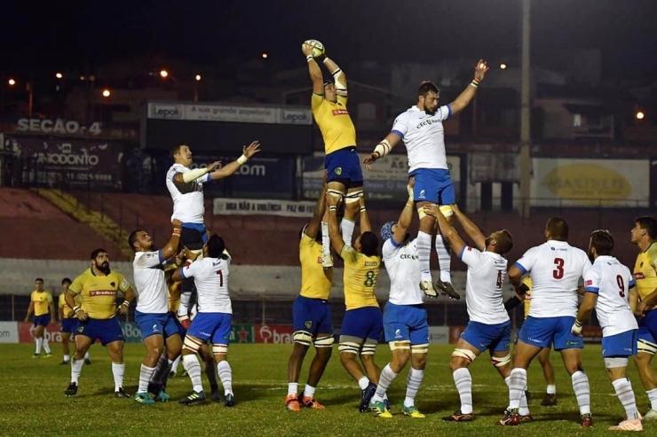 Rugby | România a învins Brazilia în al doilea meci test World Rugby din turneul din America de Sud