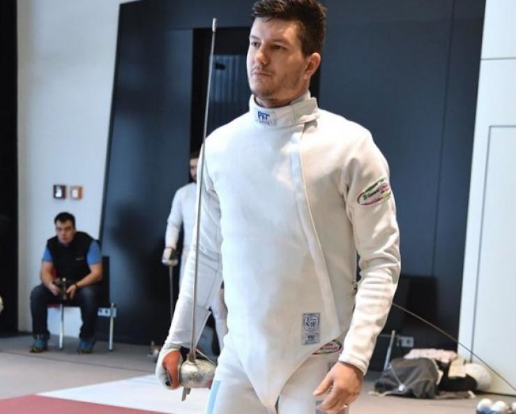 Adrian Szilagyi, cel mai bun sportiv din Satu Mare în 2019