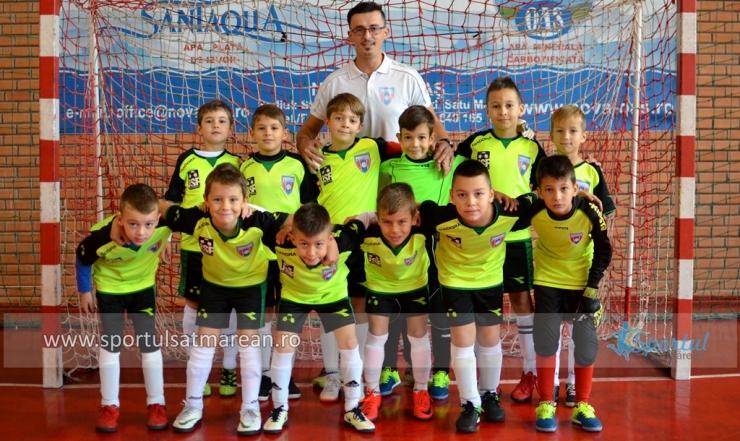 Juniori | Puștii de la Primavera au câștigat Memorialul Gheorghe Ene