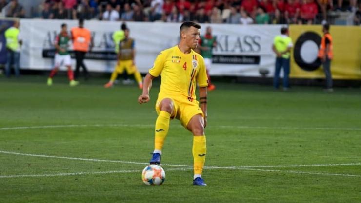 Echipa națională | Adrian Rus face parte din lotul României pentru partidele cu Suedia și Spania