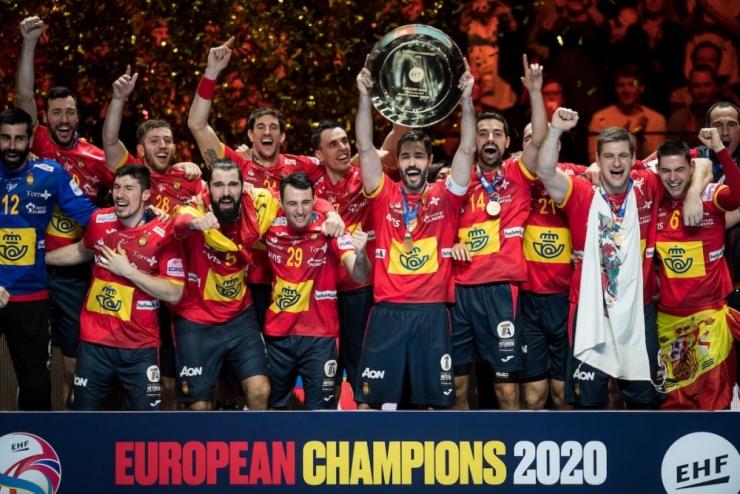 Handbal | Spania și-a păstrat titlul de campioană europeană la handbal masculin