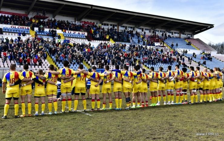 Rugby | România joacă sâmbătă, la Baia Mare, meciul din play-off-ul Rugby Europe, cu Portugalia