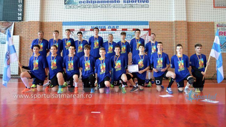 Handbal | Jucătorii de la CSȘM Bacău au câștigat turneul final de Juniori III organizat la Satu Mare