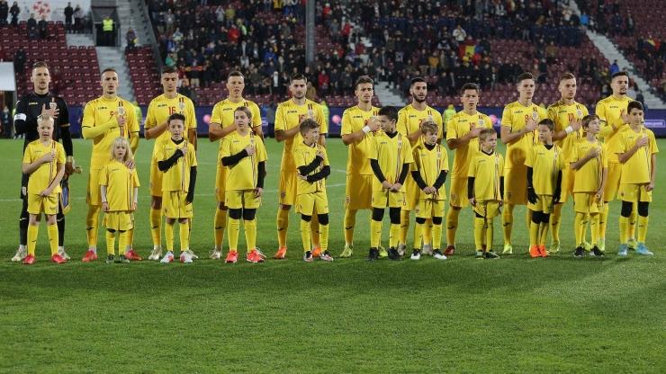 România U21 își află astăzi adversarii de la EURO 2019