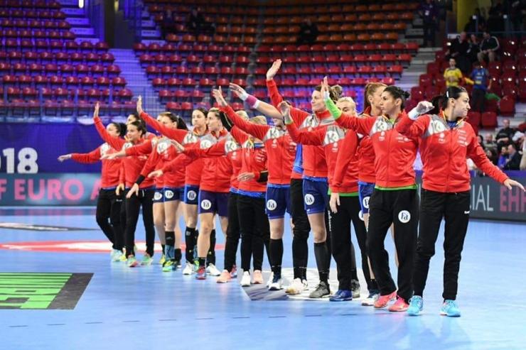 Handbal | Prima înfrângere la Campionatul European. România 24-29 Olanda