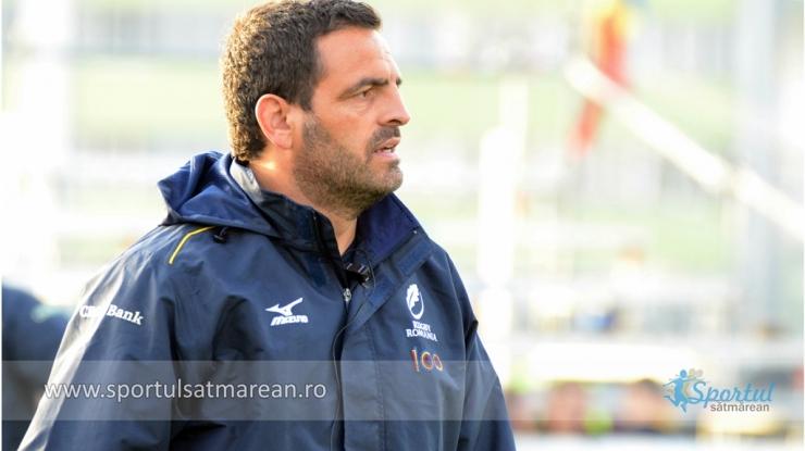 Naționala de rugby a rămas fără antrenor