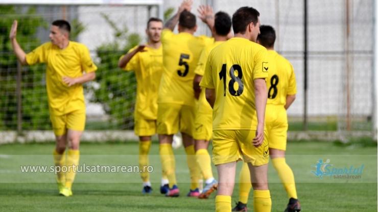 Cupa României | Ştiinţa Beltiug a învins Dacia Supur într-un meci cu nouă goluri