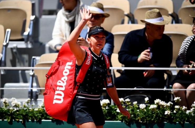 Tenis | Simona Halep a urcat un loc în clasamentul WTA