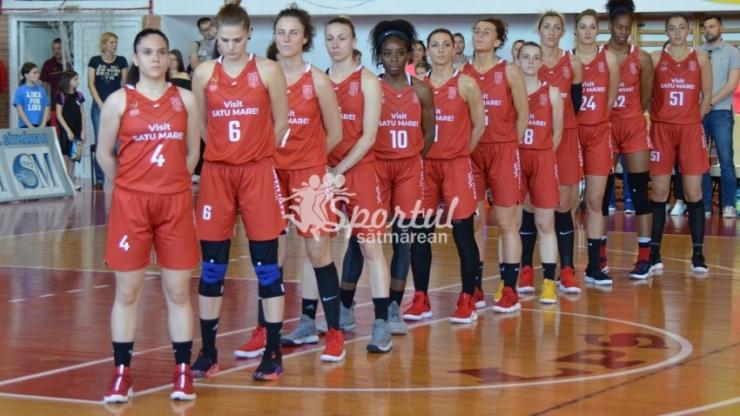 Baschet | CSM Satu Mare și-a aflat programul sezonului 2019/2020. Luni are loc reunirea lotului