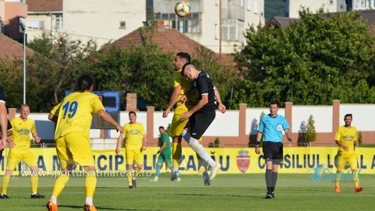 Baraj | CSM Satu Mare, egal în primul meci din mini-turneul de promovare în Liga 3