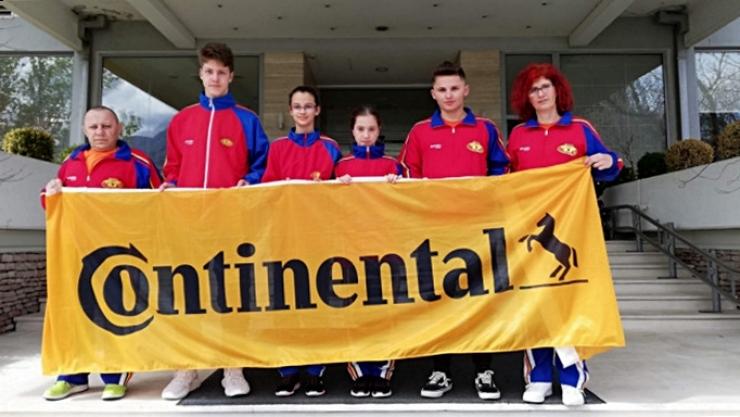 Karateka careieni au participat la Campionatul European SKDUN şi Cupa Europeană SKDUN Kohai