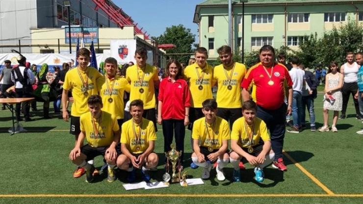 Performanță | LPS Satu Mare a câștigat Campionatul Național Școlar de fotbal
