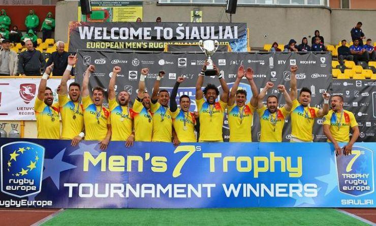 Rugby 7 | România a promovat în Grand Prix Series