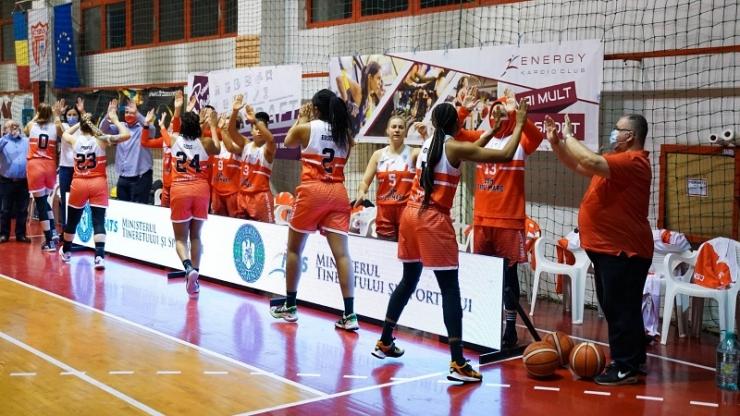 Baschet | CSM Satu Mare a bifat cea mai categorica victorie din acest sezon