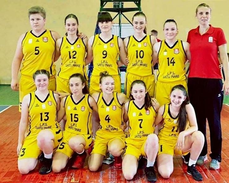 Baschet U16 | Fetele Adrianei Pricop încep miercuri Turneul Final