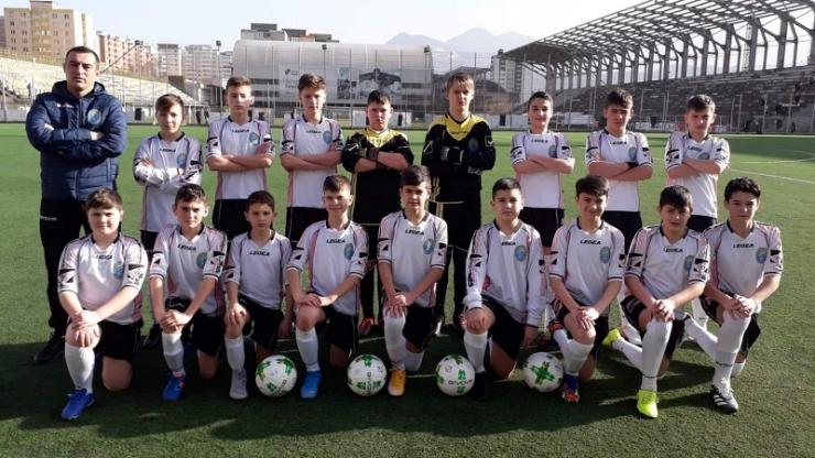Juniori | Puștii de la Il Calcio Satu Mare s-au pregătit la Brașov