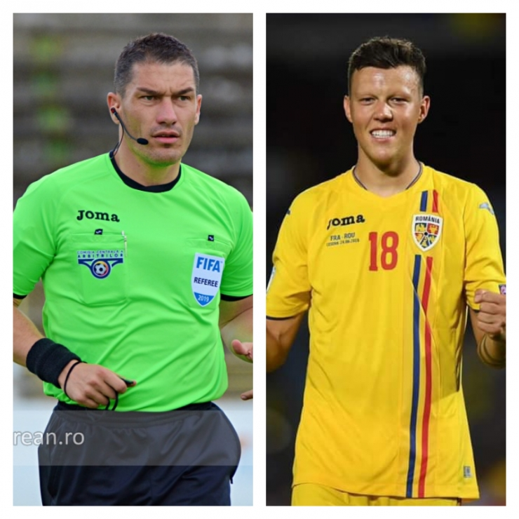 Istvan Kovacs și Adrian Rus, nominalizați la Gala Fotbalului Românesc