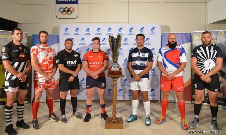 Rugby | Sâmbătă începe ediția a IX-a a SuperLigii CEC Bank
