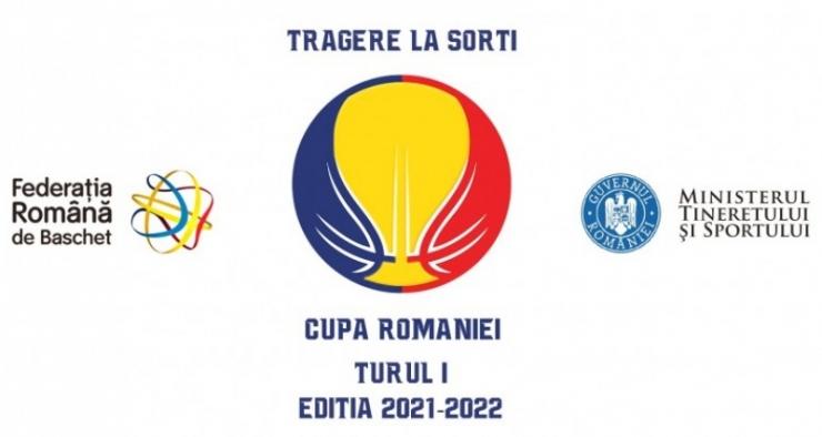 Baschet feminin | A fost stabilit programul meciurilor din primul tur al Cupei României
