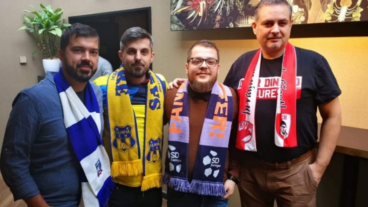 Eveniment | Olimpia Satu Mare, prezentă la Congresul Supporters Direct Europe