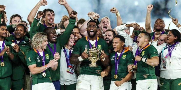 Rugby | Africa de Sud a câştigat Cupa Mondială de Rugby
