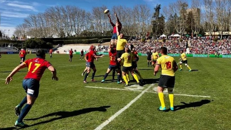Rugby | Spania a învins România în Rugby Europe Championship