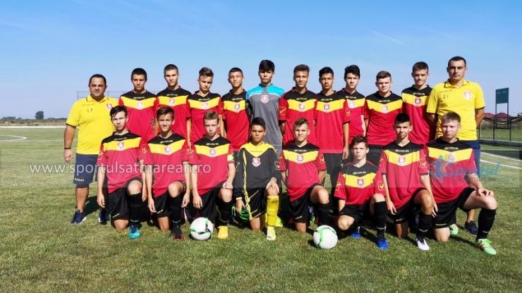 Juniori | LPS Satu Mare a început cu dreptul Campionatul Național U16