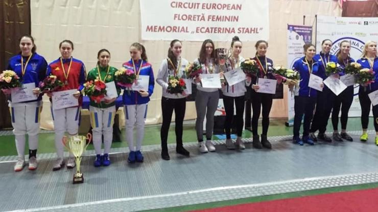 """Franța a câștigat competiția pe echipe a Cupei Satu Mare – Memorial """"Ecaterina Stahl"""""""