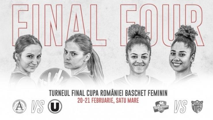 Baschet | În weekend, la Satu Mare se va decerna primul trofeu al sezonului 2020/2021