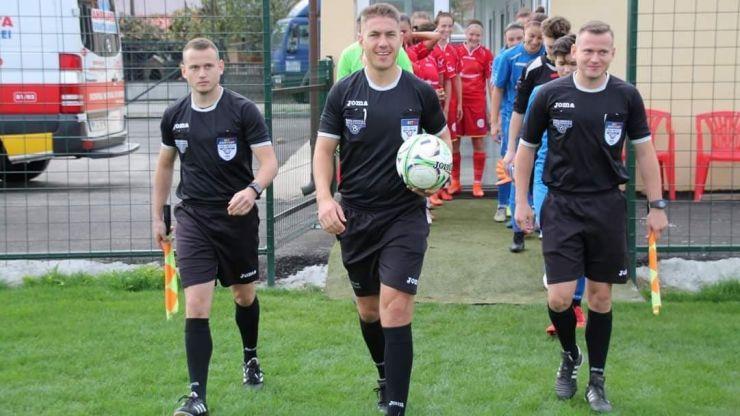 Kovacs Szabolcs și frații Kopriva au participat la examenul de promovare al arbitrilor în Liga 2