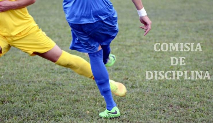 Fotbal județean | Hotărârile Comisiei de disciplină din această săptămână