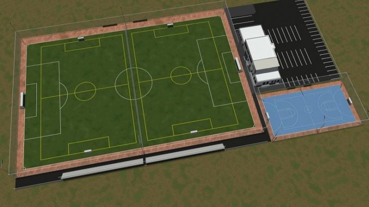 Încă două baze sportive vor fi construite în județul Satu Mare