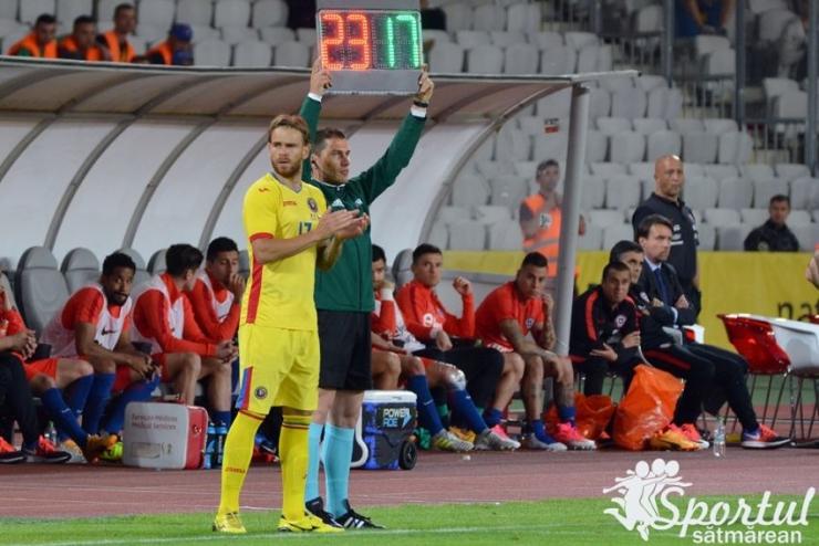 Echipa națională | Erik Bicfalvi, pe lista convocărilor preliminare pentru play-off-ul EURO 2020