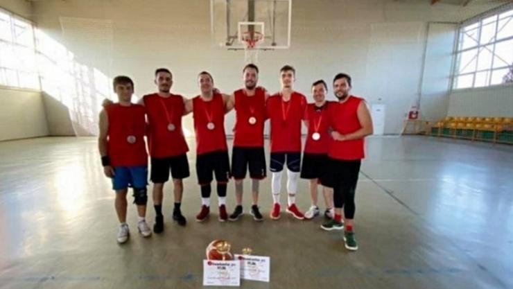 Baschet masculin | Hoopsters Satu Mare a câștigat și ediția a III-a a OktoberBasketFest