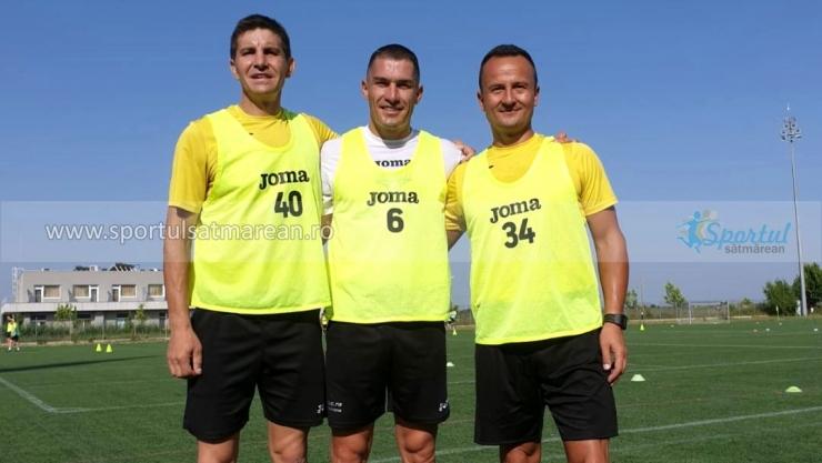 Liga 1   Kovacs, Șovre și Danșa, testați înainte de startul noului sezon