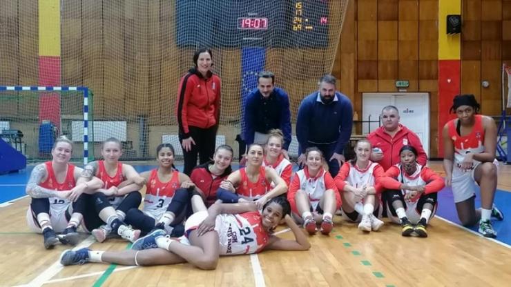 Baschet | CSM Satu Mare a încheiat anul cu victorii pe linie