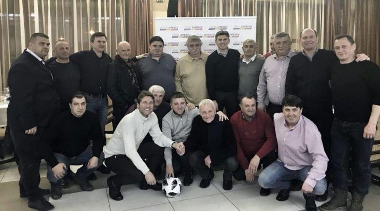 Alegeri FRF | Ionuţ Lupescu s-a întâlnit la Baia Mare cu membrii afiliați din Satu Mare