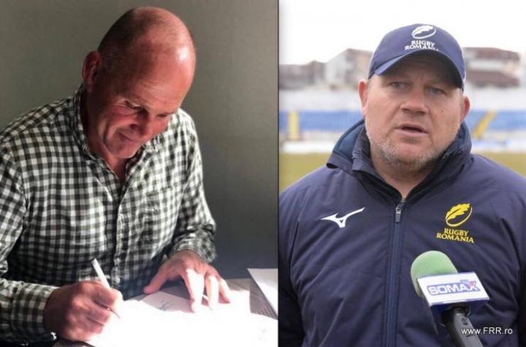 Rugby | Englezul Andy Robinson, noul selecţioner al naţionalei României