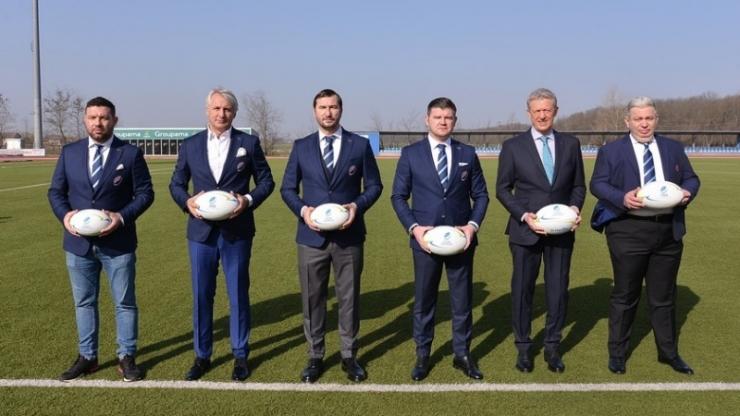 Alin Petrache, reales în funcţia de preşedinte al Federaţiei Române de Rugby